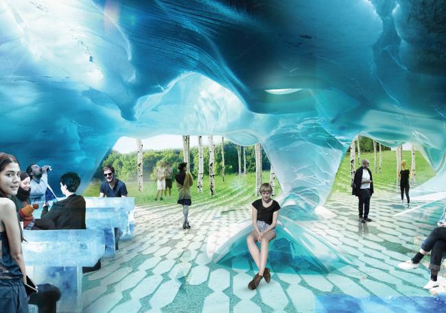 Парк «Зарядье» от Diller Scofidio+Renfro: проект в деталях