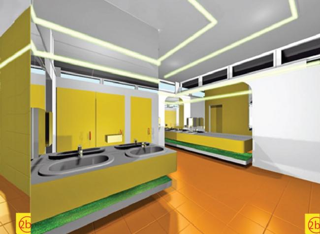 «Арт-перестройка» для санитарной зоны