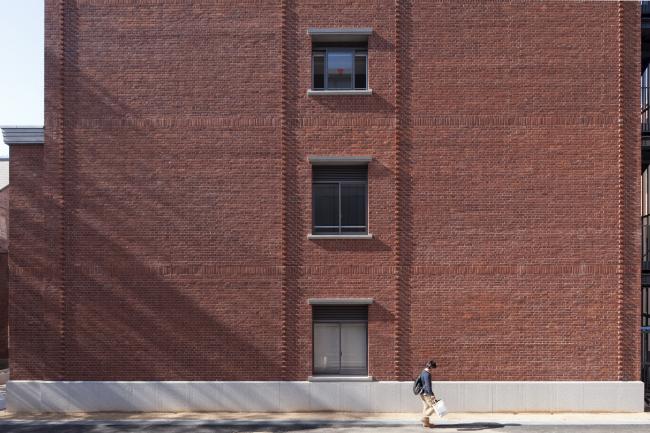 Кампус Имадегава Университета Досиса. Фото предоставлено ЗАО «Фирма «КИРИЛЛ»