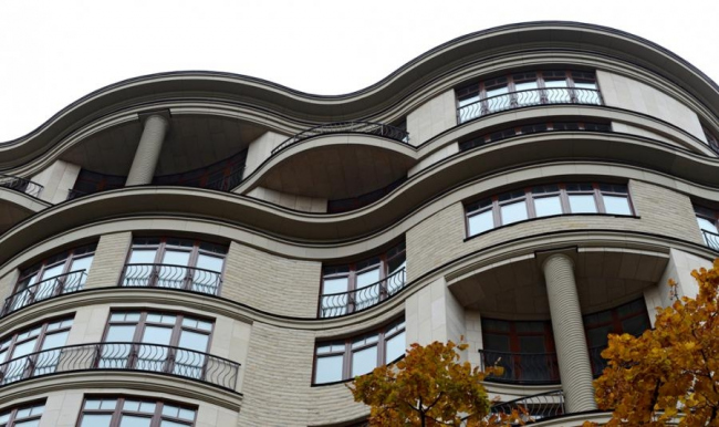 Жилой комплекс «На Трубецкой». Фотография с сайта ortost.ru