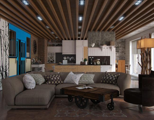 Победители конкурса дизайна интерьеров Neuhaus – 2013