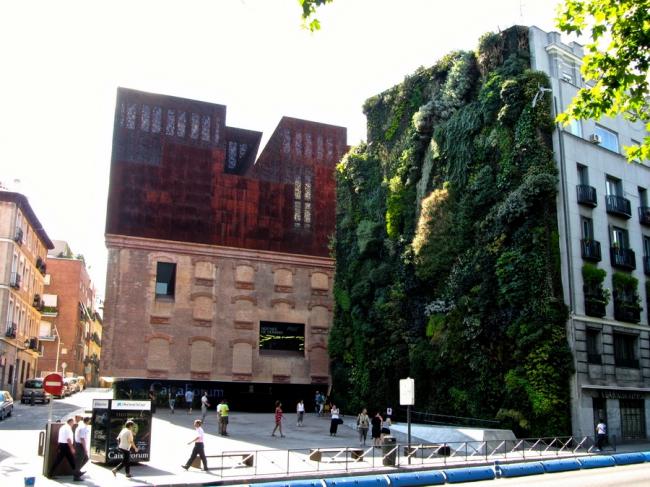 Caixa Forum в Мадриде. Фото © Дмитрий Аранчий