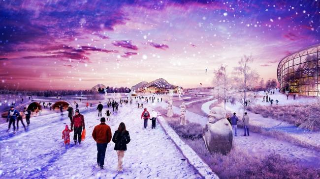 Объявлен победитель конкурса на концепцию парка «Россия»