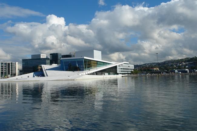 Норвежский национальный театр оперы и балета © Нина Фролова