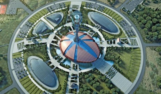 В Московской области построят парк мировых религий