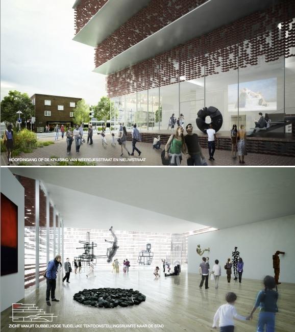 Культурный центр ARTA © © Kengo Kuma & Associates