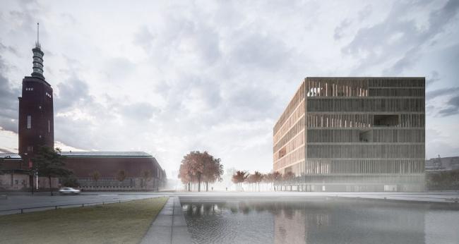 Проект Koen van Velsen