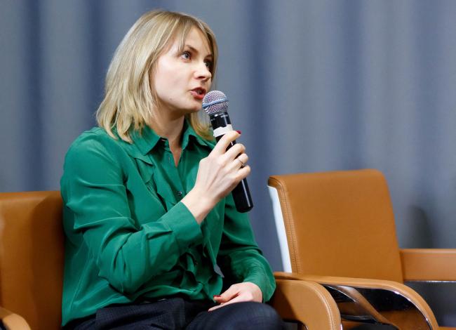 Анна Соколова, компания Metrium Group © Алексей Довгуля