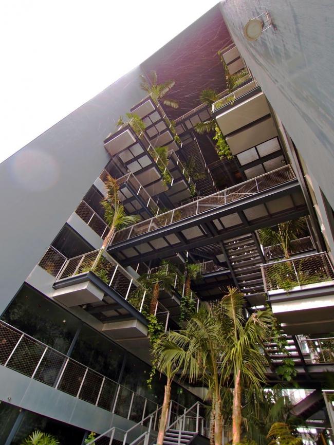Гостиница Renaissance Barcelona Fira Hotel. Фото с сайта criticalismo.blogspot.ru