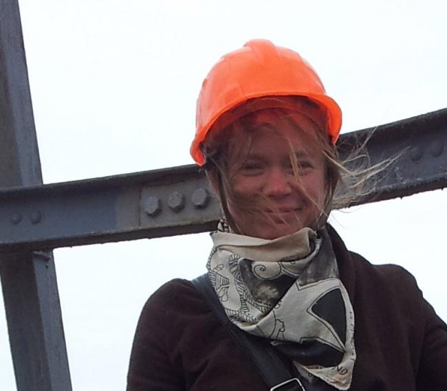 Екатерина Ножова. Фотография предоставлена Е.Ножовой