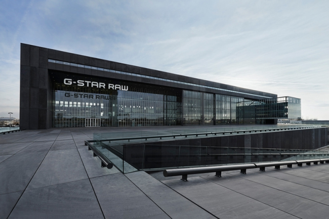 Штаб-квартира G-Star RAW © OMA