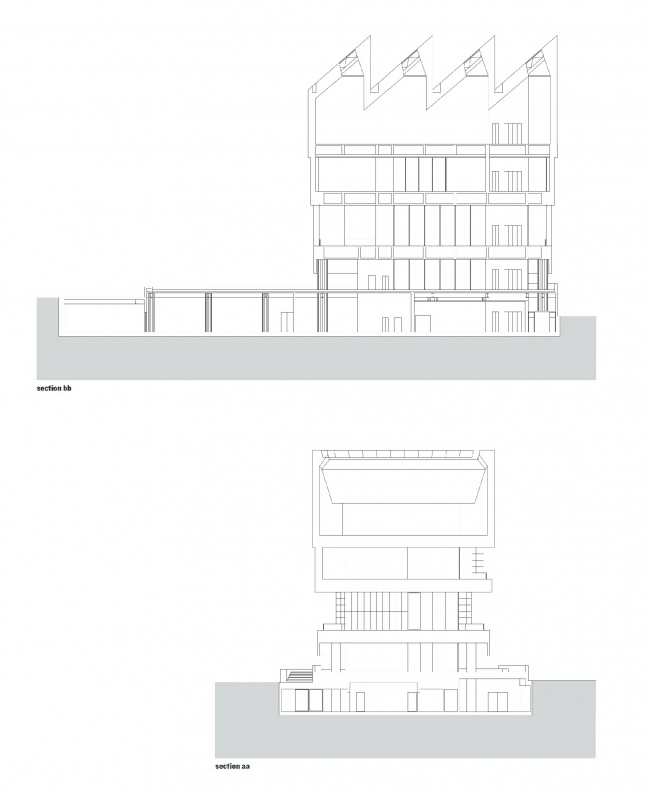 Музей Jumex © David Chipperfield Architects