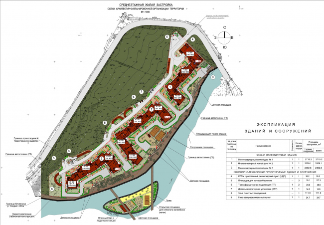 «Олимпийская деревня Новогорск. Курорт» © «Архитектуриум»