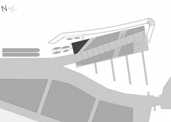 Комплекс IJdock. Офисный комплекс Zeinstra van Gelderen © Zeinstra van Gelderen