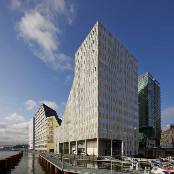 Комплекс IJdock. Офисный комплекс Zeinstra van Gelderen © Jeroen Musch