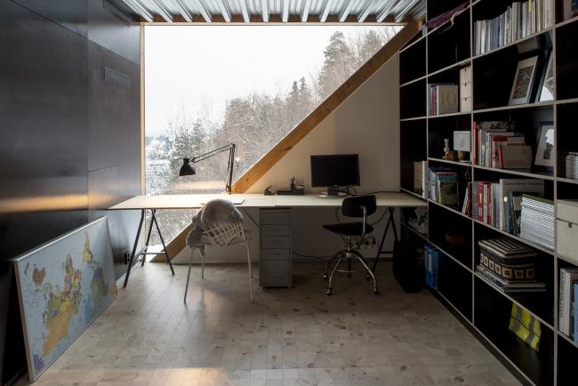 Дом близнецов © Jonas Adolfsen