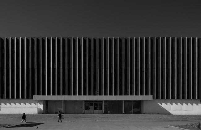 Павильон «Металлургия» на ВДНХ. Фото © Юрий Пальмин