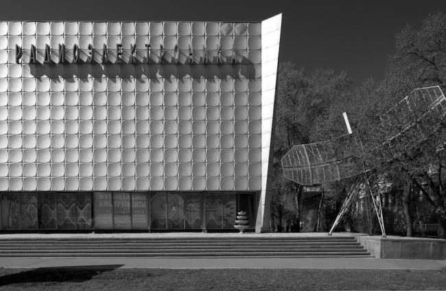 Павильон «Радиоэлектроника» на ВДНХ. Фото © Юрий Пальмин