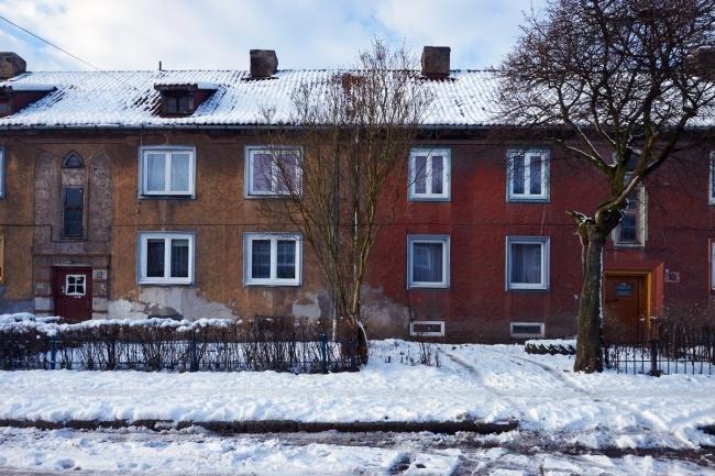 Европа поможет сохранить «Пестрый ряд» Шаруна в Черняховске