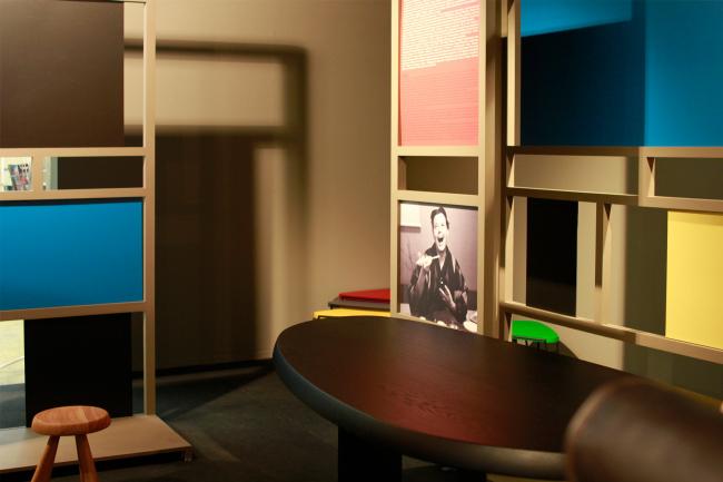 Экспозиция Шарлотт Периан – пионер модернизма (ARCHISTUDIO, куратор Ирина Шутько). Фотография Юлии Тарабариной