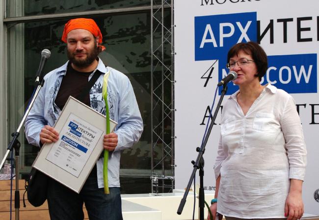 Илья Мукосей и Елена Гонсалес. Фотография Аллы Павликовой