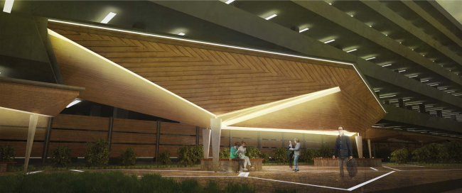 ����� ��� ����������.  ��������� ��������������� �������������������� ������-�������� ������ ������������ ���� � �+� Architects