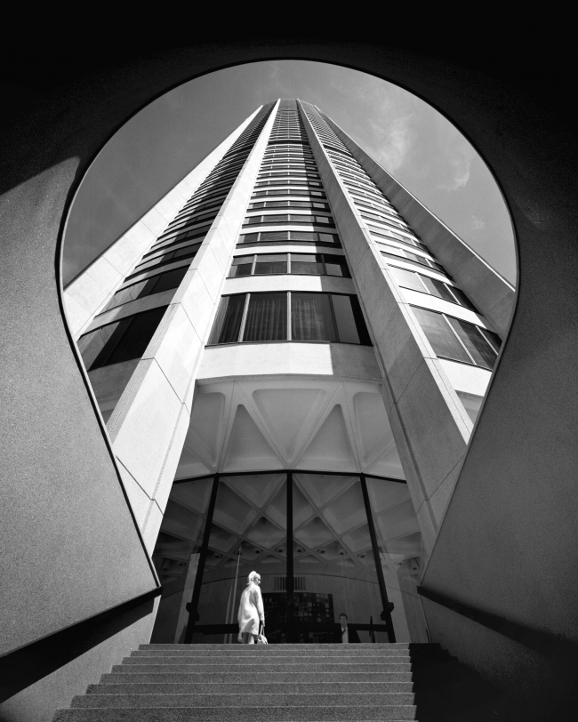 Комплекс Австралия-сквер в Сиднее. 1967. Фото: Max Dupain © Penelope Seidler