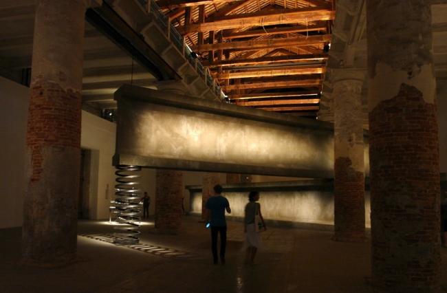 Ensamble Studio. Инсталляция на 12-й венецианской биеннале