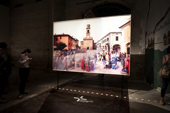 Coutryside Worship. Фото: Francesco Galli. Предоставлено Biennale di Venezia