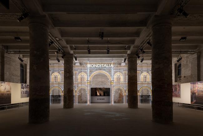 "Инсталляция Рема Колхаса и Swarovsky ""Luminaire"". Фото: Francesco Galli. Предоставлено Biennale di Venezia"