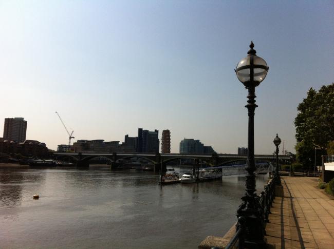 Фото | Башня в Лондоне Heliport Heights