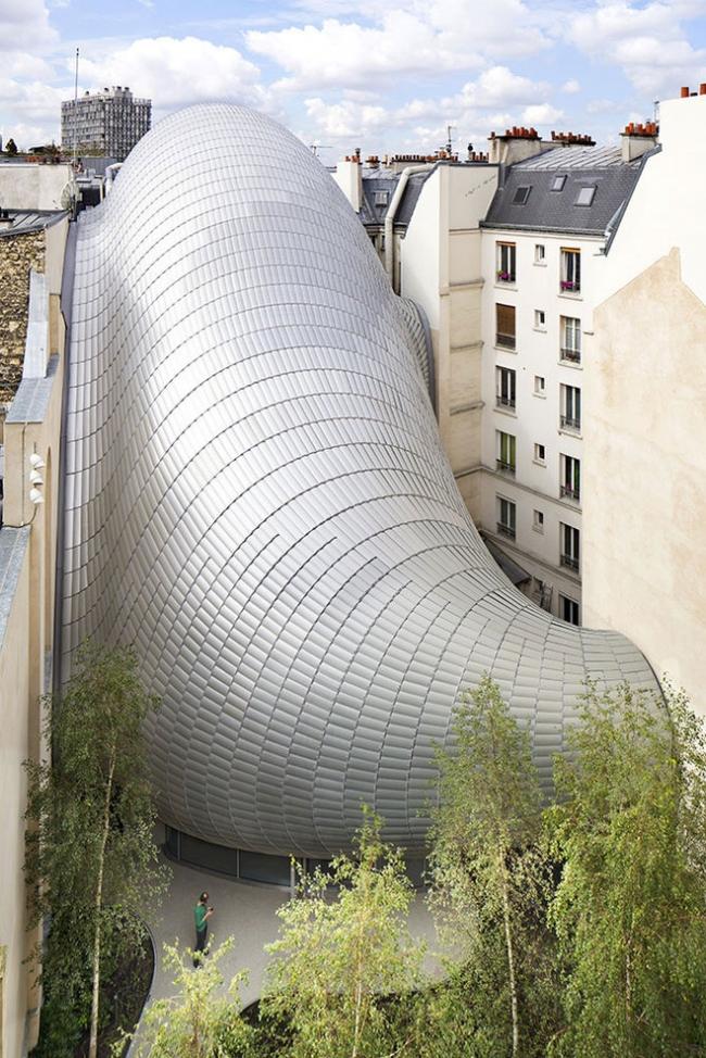 Фонд Pathé © Michel Denancé
