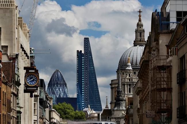Небоскреб Leadenhall © British Land/Oxford Properties