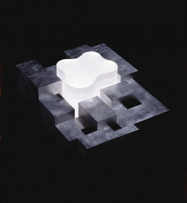 «Город культуры» © David Chipperfield Architects