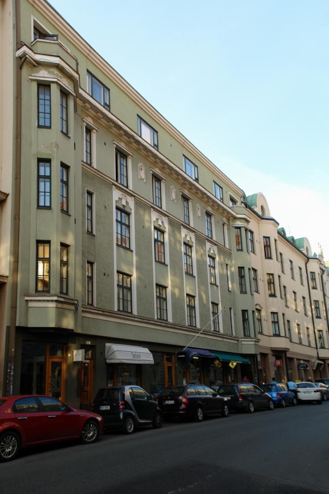 Жилой комплекс U13 в Хельсинки