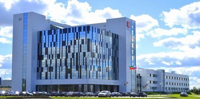 IT-парк в Набережных Челнах. Фотография с сайта diynews.ru