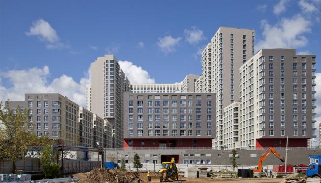 Жилой комплекс в Одинцово © АБ Остоженка
