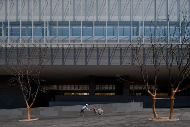 Новый кампус Amore Pacific в городе Йонъин