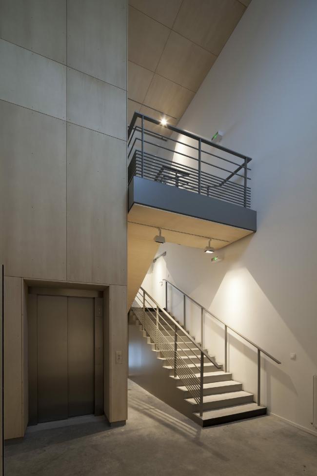 Центр современного искусства FRAC в Орлеане. Проект Jakob + MacFarlane
