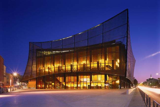 Большой театр в Альби © Georges Fessy / DPA / Adagp