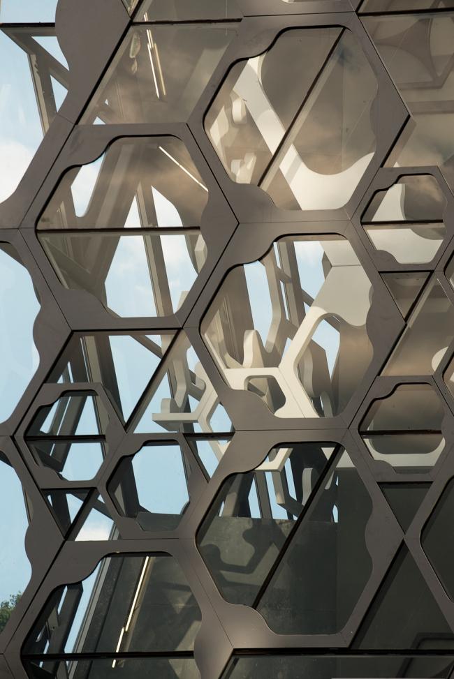 Универмаг Liverpool Insurgentes–реконструкция © Jaime Navarro. Courtesy of Rojkind Arquitectos
