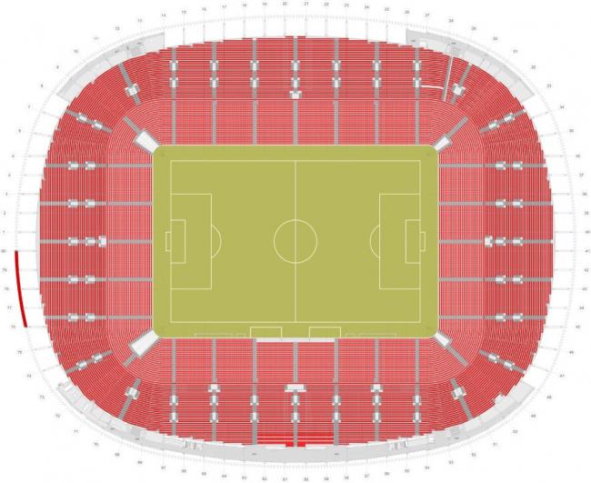 Стадион Сан-Мамес © ACXT-IDOM