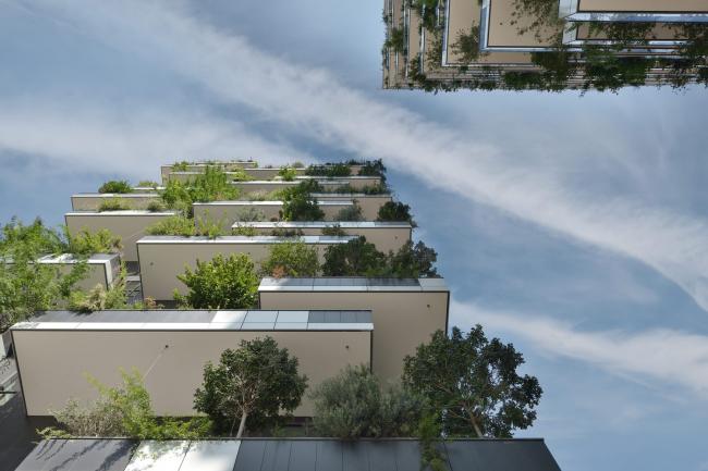 Комплекс Bosco Verticale в Милане