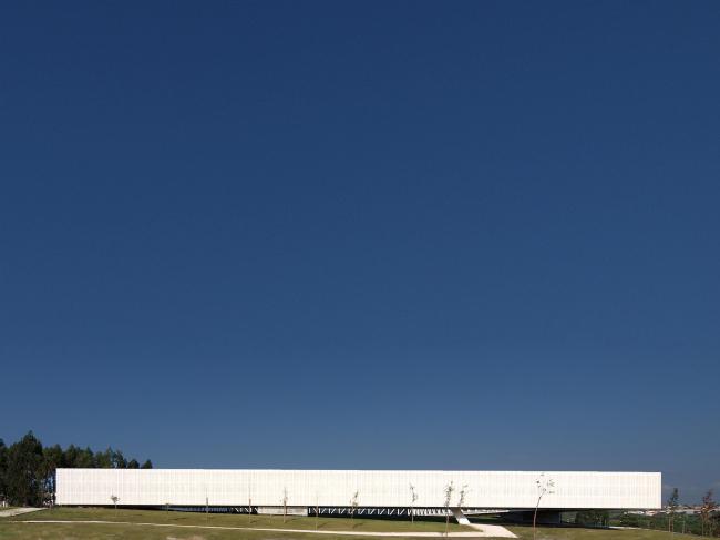 Технологический парк от Жоржи Меалья