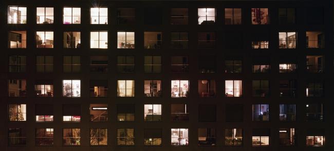 Жилой комплекс в Париже от LAN Architecture