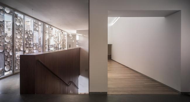 Музей керамики в Севилье, Испания. Проект AF6 Arquitectos