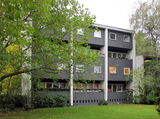 За хорошую жилую архитектуру