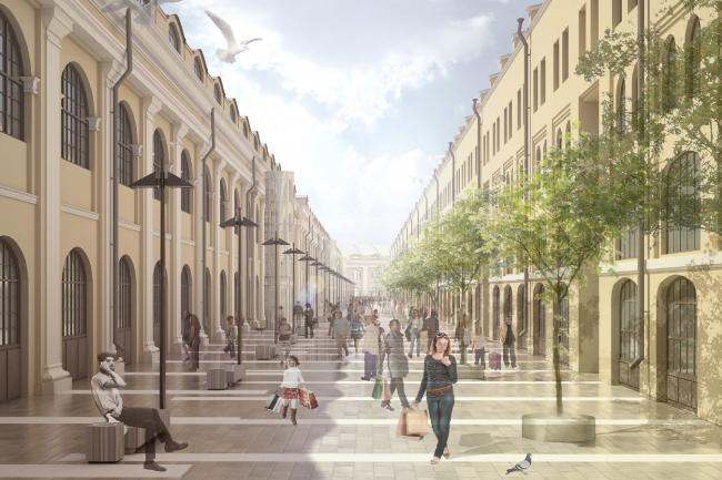 Урбанистическая реконструкция