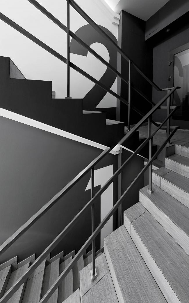 Центральный вестибюль Бизнес-парка «ШТЕРН Эстейт». Фото: Алексей Трофимов © PROA