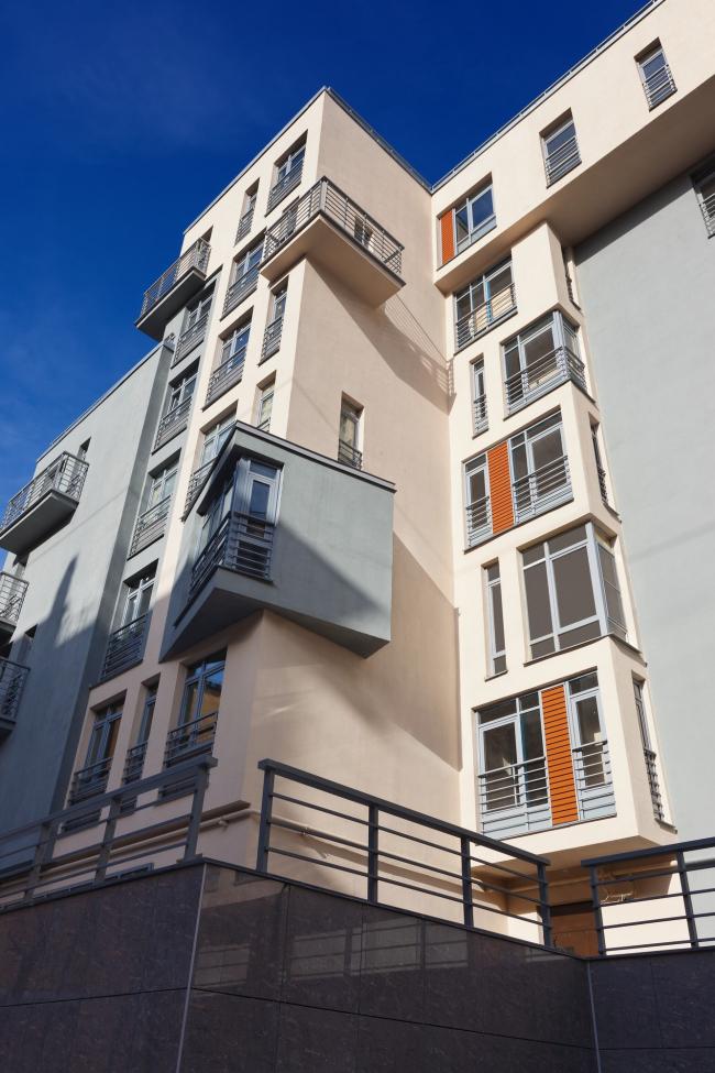 Жилой дом «Северный Palazzo» © «А.Лен»